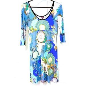 ⭐HOST PICK⭐ Psychedelic Mini Dress